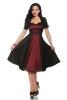 Damen Kleid Abiballkleid ROCKABILLY