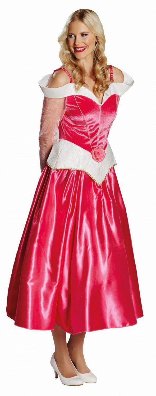 Disney Prinzessin Karneval Damen Kostum Dornroschen