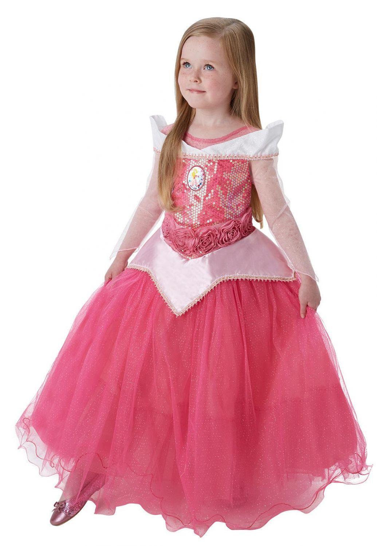 Disney Karneval Madchen Kostum Dornroschen Premium