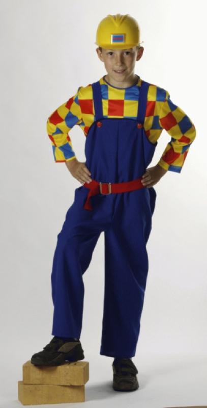 Karneval Jungen Kostum Bauarbeiter Faschingskram