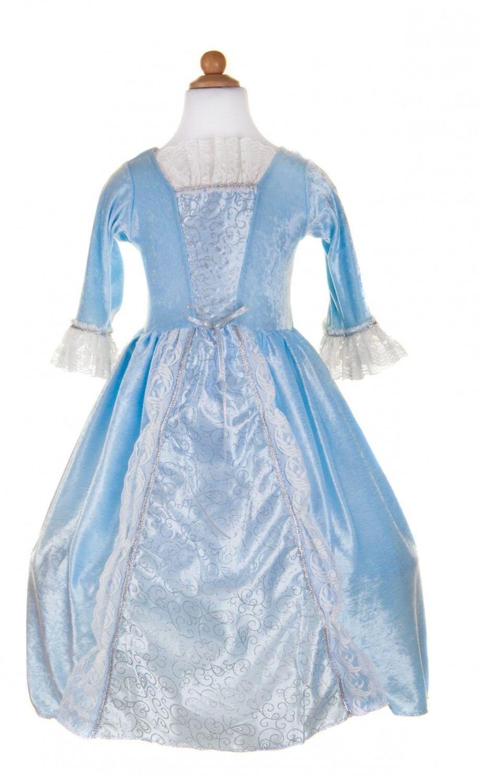 karneval kinder m dchen kost m prinzessin blue bell. Black Bedroom Furniture Sets. Home Design Ideas