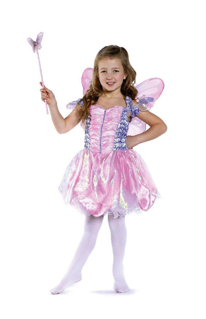 Karneval Madchen Kostum Fee Cotton Candy Faschingskram