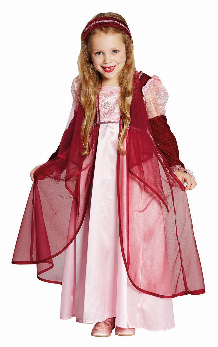 Karneval Kinder Madchen Kostum Marchen Prinzessin