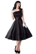 Damen Rockabilly-Kleid Abiballkleid Diva