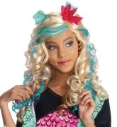MONSTER HIGH Kinder Perücke Lagoona Blue™