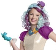 Ever After High Kinder Perücke Madleen Hatter