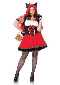 Leg Avenue Karneval Damen Kostum Xxl Rotkappchen