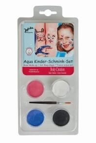 Jofrika Aqua Kinder Schmink Set Body Creation