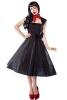 Damen Rockabilly- Kleid Abiballkleid Leonie