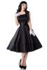 Damen Rockabilly- Kleid Abiballkleid Diva