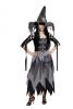 Karneval Halloween Damen Kostüm Hexe SCARY WITCH