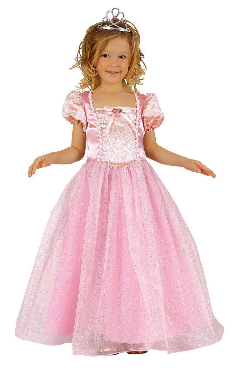 Karneval Kinder Mädchen Kostüm Hübsche Prinzessin