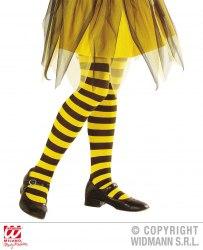 Karneval Kinder Strumpfhose Biene