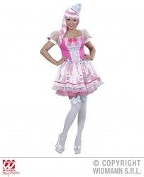 Widmann Karneval Damen Kostüm Cupcake Girl