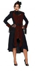 Karneval Halloween Damen Kostüm Gothic Vampir Frau