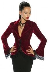 Damen Gothic Blazer