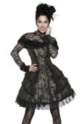 Karneval Halloween Damen Kostüm Gothic Vampir