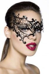 Karneval Damen Maske asymmetrisch