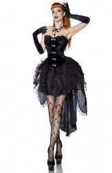 Damen Gothic-Kleid