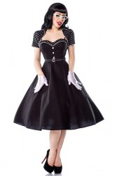 Rockabilly-Kleid Abiballkleid Joanna