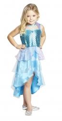 Rubies Karneval Mädchen Kostüm MEERJUNGFRAU