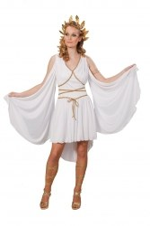 Karneval Damenkostüm Griechische Göttin