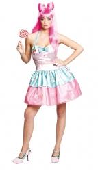 Karneval Damen Kostüm SEXY CANDYGIRL