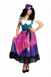 Rubies Karneval Damen Kostüm Zigeunerin