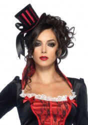 Leg Avenue Karneval Damen Hut Deluxe