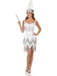 Karneval Damen Kostüm Flapper Dazzle