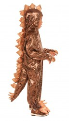 Karneval Kinderkostüm Jungen Kostüm Dinosaurier Stegosaurus