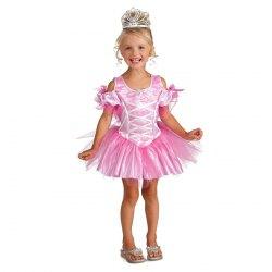 Karneval Mädchen Kostüm Ballerina Tiny Dancer