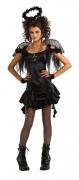 Karneval Tween Kostüm Gothic Angel