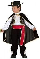 Karneval Kinder Jungen Kostüm Schwarzer Ritter
