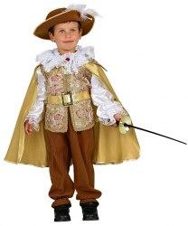 Karneval Kinder Jungen Kostüm Prinz Luis