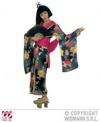 Karneval Damen Kostüm GEISHA