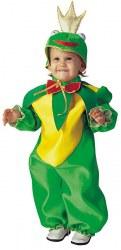 Karneval Baby Kostüm Kleiner Frosch