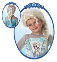 DISNEY Die Eiskönigin Kinder Perücke Elsa