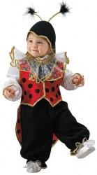 Karneval Baby Kostüm Marienkäfer Bubble