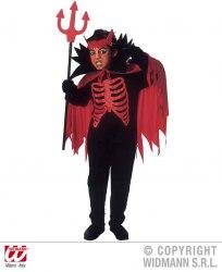 Karneval Halloween Jungen Kostüm Teufel