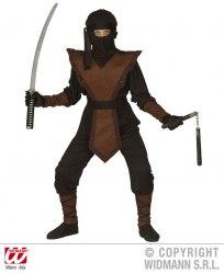 Widmann Karneval Jungen Kostüm Ninja