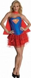DC™ Superheroes Damen Kostüm SUPERGIRL™
