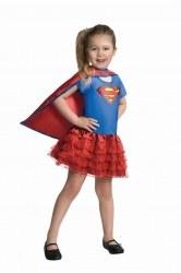DC™ Superheroes Mädchen Kostüm SUPERGIRL™