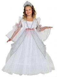 Karneval Mädchen Kostüm Eis Königin