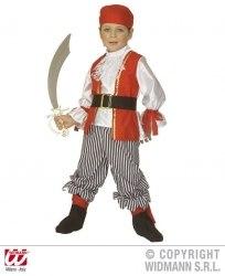 Karneval Jungen Kostüm Pirat Antonio