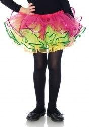 Leg Avenue Kinder Petticoat Regenbogen Tutu