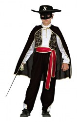 Karneval Jungen Kostüm Maskierter Rächer