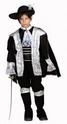 Karneval Jungen Kostüm Graf von Monte Christo