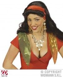 Karneval Schmuck Set Zigeunerin