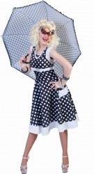 Karneval Damen Kostüm 50er Jahre Fifties